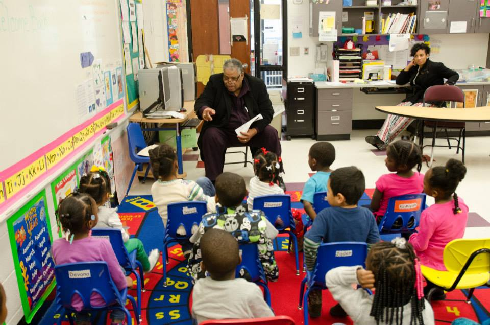 Generational Storytelling with Jabez Educational Learning Center and Nichols Headstart